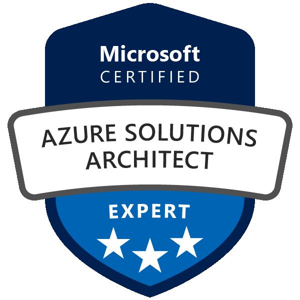 Azure Solutions Architect