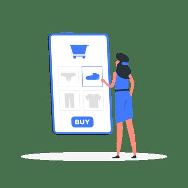 AWS online shopping