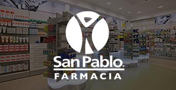 Farmacias San pablo en amazon web services
