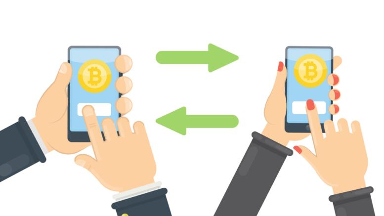transacciones bitcoin